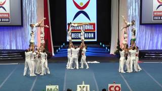 Team Mexico [Coed Premier Finals - 2017 ICU World Cheerleading Championship]