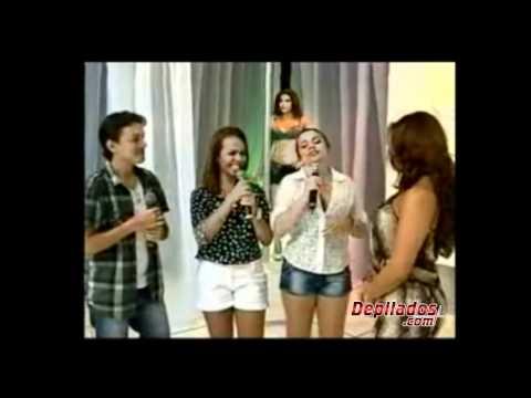 Aline Mel, Jordana Viana e Carlinhos Maia - MANIAS DE VOCÊ - 23/03/2012