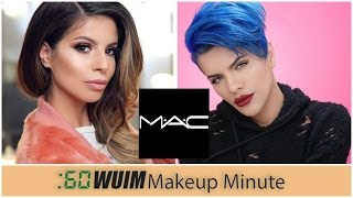 Makeup Minute | LAURA LEE, GABRIEL ZAMORA & OTHERS Collab with MAC! (SEE THE SHADES!)