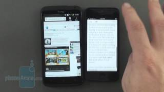 HTC One X+ vs Apple iPhone 5