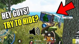 "THEY TRY TO HIDE IN TUKTUK ""INSANE MOMENT"" (Rules of Survival: Battle Royale)"