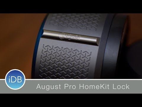 August Pro HomeKit Connected Smart Lock - Review