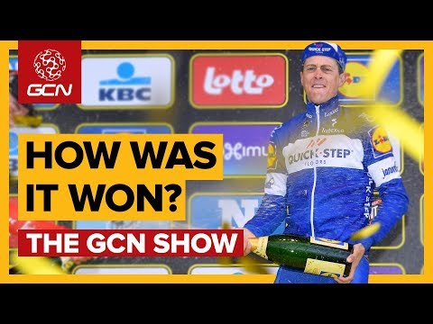 How Did Quick-Step Really Win The Tour Of Flanders? | The GCN Show Ep. 273