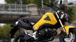 Honda MSX 125, Giá xe Honda MSX 125