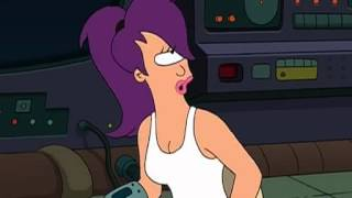 Impulsive Leela sex with fry