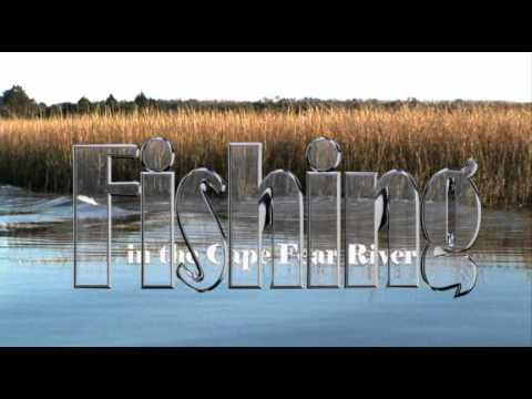 Fishing in the Cape Fear River Title Intro Demo