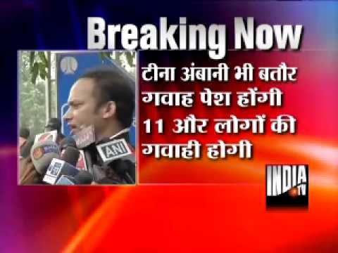 2G scam: Anil Ambani, Tina summoned as witnesses in Rs 990 cr Swan Telecom case
