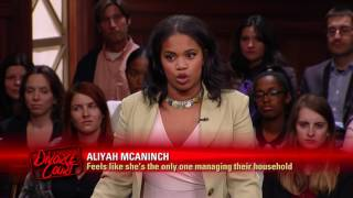 Divorce Court: Mcaninch vs. Reyes