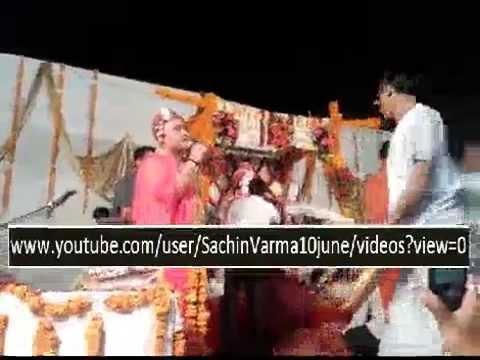 Phag Mahotsav At Jodhpur On Rangpanchmi By Radhakrishnaji Maharaj Jodhpurwale video