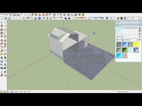 How to make a basic swimming pool in sketchup how to for Pool design sketchup