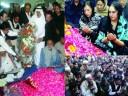 Tribute To Benazir Bhutto Shaheed Song Pari Jab Amn O Mohabbat Ki Muskaraie Ge image