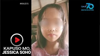 Kapuso Mo, Jessica Soho: BLACK LADY, SUMILIP SA TIKTOK VIDEO?!