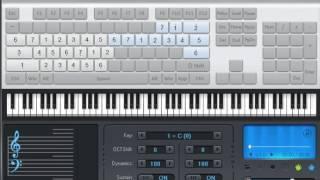Melly Goeslaw~Bunda Piano Cover  Everyone Piano