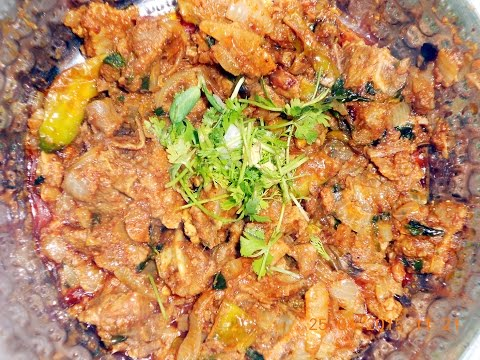 Mutton Curry Recipe in Telugu Indian Style Photo Image Pic