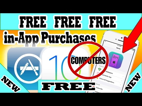 Best Free iOS 10 Game Hacks FREE In-App Purchases No Computer or Jailbreak Needed