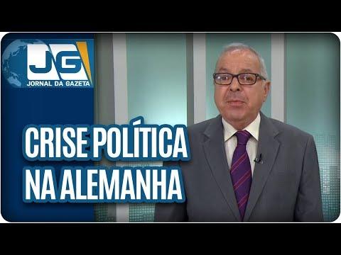 João Batista Natali/Crise política na estável Alemanha