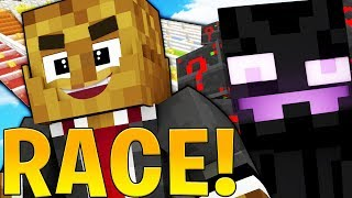 BRAND NEW GOD SWORD AND ARMOR - MINECRAFT ENDER LUCKY BLOCK BATTLE RACE