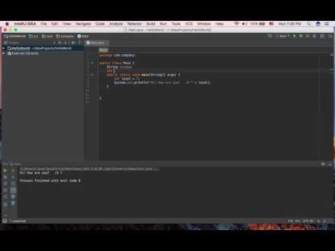 Java для чайников   7   локальные переменные