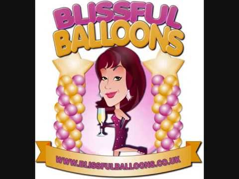 Blissful balloons 2011 decor dvd youtube for Balloon decoration courses dvd