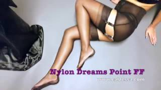 Nylon Dreams Fully Fashioned Stockings