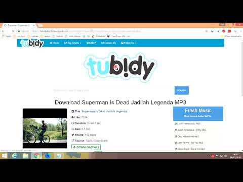 Tutorial : How To Download Music on Tubidy