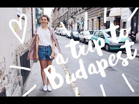 15 ИДЕЙ, ЧЕМ ЗАНЯТЬСЯ В БУДАПЕШТЕ // A trip to Budapest