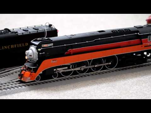 Lionel Legacy 6-11127 Southern Pacific GS-4 4-8-4