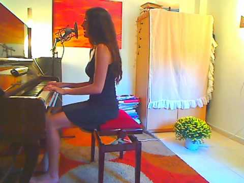 I Guess Thats Why They Call It The Blues(Elton John Cover )Piano&Vocal Anat Navarro