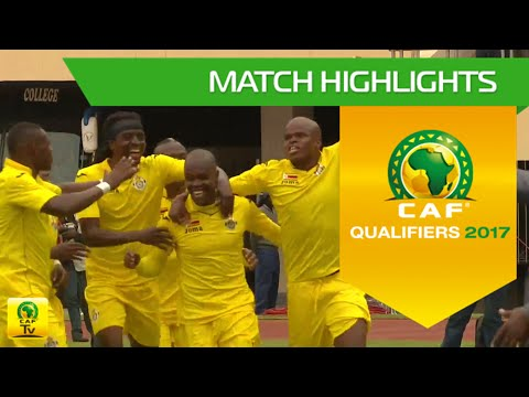 Zimbabwe Vs Malawi  | Africa Cup Of Nations Qualifiers 2017