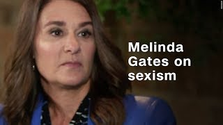 Melinda Gates: I