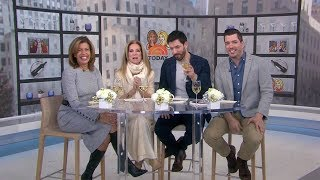 Kathie Lee and Hoda in boots - 10-Dec-2018
