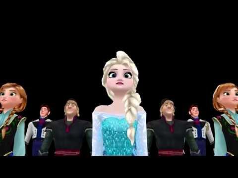Disneys Frozen - Thriller by Michael Jackson