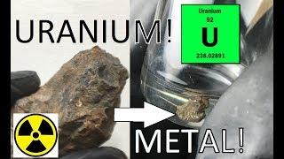 Uranium Metal From Ore