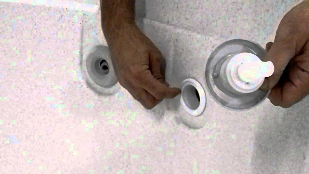 How To Remove Amp Install Adjustable Jet In Your Hot Tub