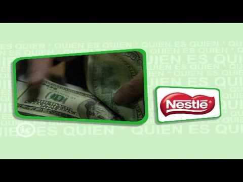 Quien es Quien: Nestlé