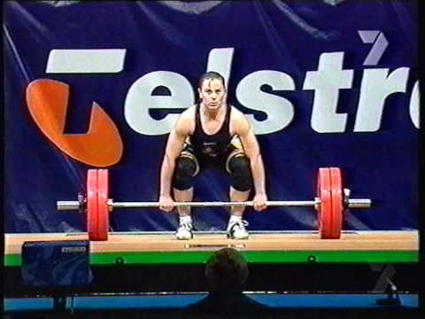 Telstra International Weightlifting Challenge (Olympic Test Event) - 69kg C&Js