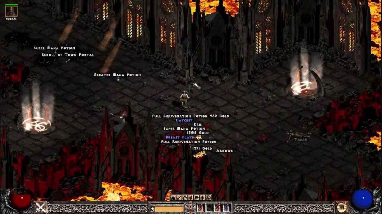 Build Paladin Diablo