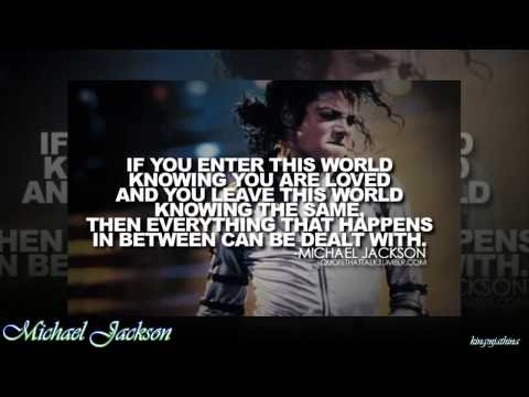 Michael Jackson Quotes Collection