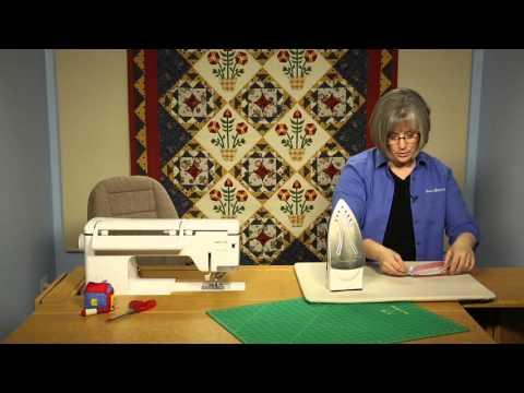 Sew Easy: Fusible Bias Strips - No Pinning!