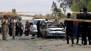 Égypte : attentat à la bombe contre une église copte