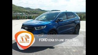 Ford Edge ST Line 2018 / Al volante / Prueba dinámica / Review / Supermotoronline.com