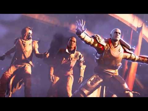 Destiny 2 — официальный трейлер игрового процесса