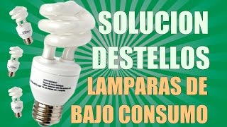 [DIY] Inhibidor de Destello Casero - Bajo Consumo - Low Consumption Bulb Flashes - www.logeek.net