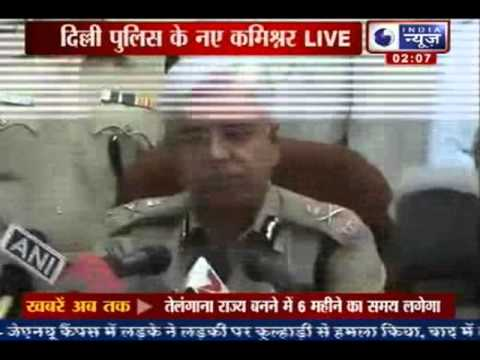 India News: Women's safety high on priority list of Delhi Police- Bhim Sain Bassi