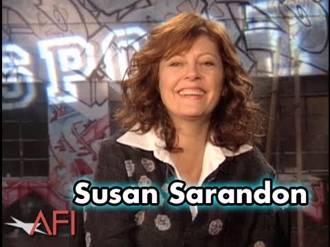 Susan Sarandon On The Characters Of BULL DURHAM