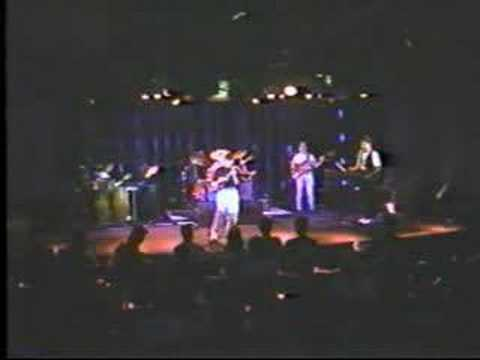 Chris Standring live 1992 at MI