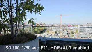 Canon EOS 5D Mark IV HDR Video Demo