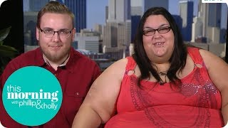 I've Given Up My Dream of Being the World's Fattest Woman to Have a Baby | This Morning
