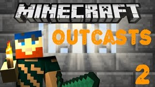 Outcasts: The Bombing | Modded Minecraft ft. Ripped Rick