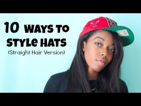 10 Ways to Wear Hats / Accessories